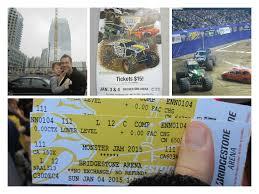 ticketmaster monster truck show dear jack monster jam 2015 in nashville family friendly review