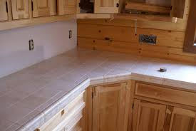Kitchen Countertop Ideas On A Budget Tile Ceramic Tile For Kitchen Countertops On A Budget Wonderful