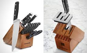 25 of the coolest knife blocks and unique knife sets awesome