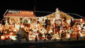 Christmas Lights Ditto Ugly Christmas Lights To Make You Smile Square Pennies