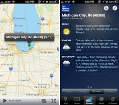Accuweather Radar Map The Weather Channel Max Vs Accuweather Vs Weather Live