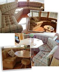Caravan Sofa Covers Affordable Caravan Boat And Motorhome Reupholstery