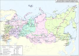 Railroad Map Usa by Interbering International Bering Strait Tunnel And Railroad