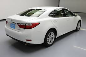 lexus basic sedan used 2015 lexus es 350 for sale 27 980 vroom