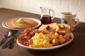 breakfast menu the metro diner