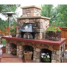 Pizza Oven Fireplace Combo by 25 Best Churrasqueras Images On Pinterest Outdoor Kitchens