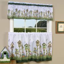 kitchen kitchen garden window curtains with white home sweet