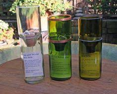 Wine Bottle Planters by This Is A Cool Wicking Planter That Offers Self Watering And Is