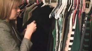 What Is A Blind Sort How A Blind Person Organizes Their Closet Youtube