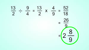 how to divide mixed fractions 12 steps with pictures wikihow
