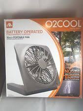o2cool 10 inch battery or electric portable fan o2cool 1071 10 inch battery or electric portable fan ebay