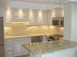 picasso travertine tile kitchen backsplash floor decor client