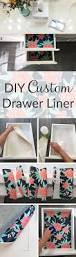 Cupboard Lining Ideas by 25 Unique Drawer Liners Ideas On Pinterest Diy Drawer Liners