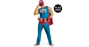 Halloween Costumes Simpsons Simpsons Duffman Classic Muscle Costume Buycostumes