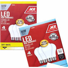 ace hardware led light bulbs buy 1 get 1 free hip2save