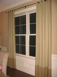 How To Install Cambria Curtain Rods by Inspirations Add Drapery Panels For Your Home Accessories Ideas