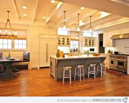kitchen central island 15 distinct kitchen island lighting ideas home design lover