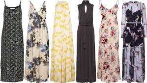 maxi kjoler 9 skønne maxikjoler 900 kr femina
