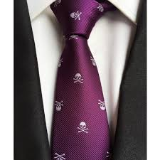 skull neck tie for all about dads