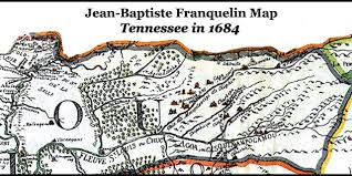 Middle Tennessee Map by The Secret History Of Middle Tennessee That Your Teacher Never