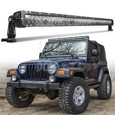 40 inch led light bar 40 inch 200w led light bar spot flood combo 15 800 lumens cree led