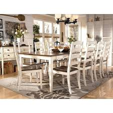 cottage dining room sets cottage style dining table mitventures co