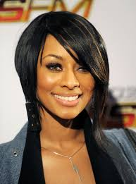 layered hairstyles with bangs for african americans that hairs thinning out african american short layered bob hairstyles with bang 2018 photos