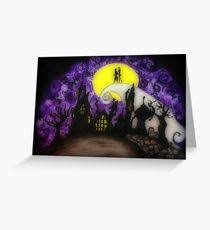 halloween greeting cards redbubble