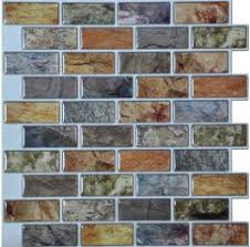 Self Adhesive Backsplash Tiles Lowes by Interior Self Adhesive Backsplashes Hgtv Stick On Backsplash