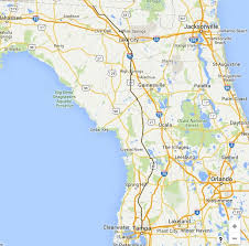 florida highway map florida road trips on the south highways