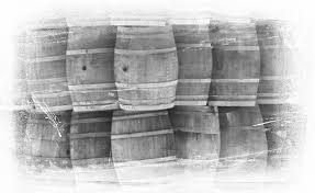 old used wine barrels paso wine barrels