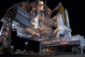 nasa sts 117 launch day image gallery
