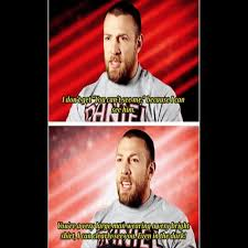 Bryan Meme - daniel bryan on john cena professional wrestling know your meme