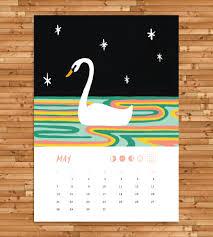 Wall Calendar Organizer 2017 Birds Of Paradise Wall Calendar Features Bird Collection