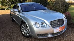 modified bentley rally spec bentley continental a bargain buy at 54 000