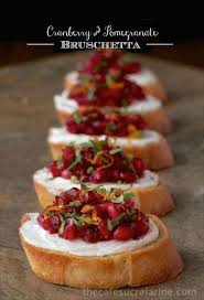 33 unbelievably thanksgiving appetizer recipes bruschetta
