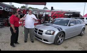 2015 mopar nationals 2006 dodge magnum john hammer youtube