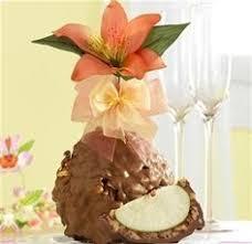 springtime bouquet jumbo caramel apple gift spring 2014 handmade