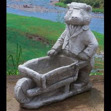 pots planters badger garden ornament was listed for r360 00 on