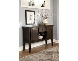 Dining Room Furniture Server Dining Room Server By Ashley Furniture Smith Home Furnishings