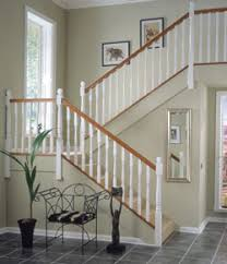 Spindle Staircase Ideas Light Wood White Staircase I Home Pinterest Banisters