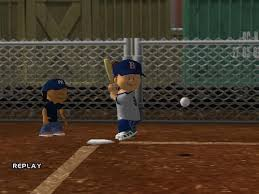 Play Backyard Baseball 2003 Amazon Com Backyard Baseball 2005 Pc Video Games