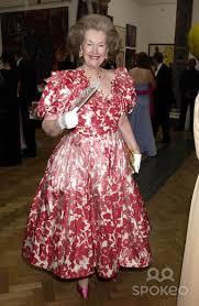 karen spencer countess spencer raine spencer hardy amies royal academy fashion show gala evening