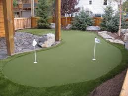 Backyard Golf Course by 87 Best