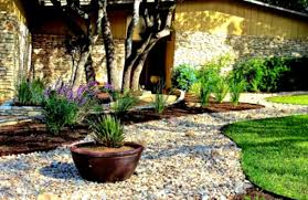 Country Backyard Landscaping Ideas by Best Rock Landscaping Front Yard Design Ideas For Country Home