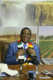Zim Seeking Zim Seeks Deeper Economic Ties With China To Boost Economy Mnangagwa