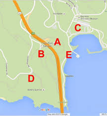 Map Of San Francisco Airport by 2017 Golden Gate Bridge Parking Guide Oursausalito Com