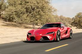 Toyota Ft 1 Engine Toyota Ft 1 Concept Will Spawn New Supra Report