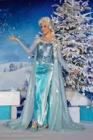 Elsa Halloween Costume Adults Miniature Bears Rabbit 5