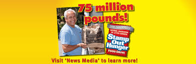 letter carriers u0027 stamp out hunger food drive home